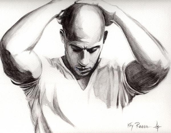Vin Diesel by kty-razza